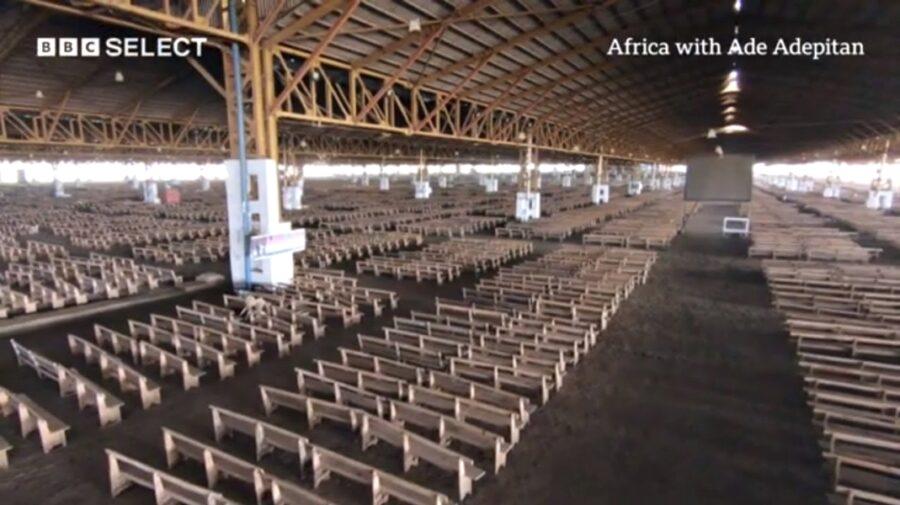 VIDEO O biserică lungă de un kilometru! Poate adăposti 1 milion de oameni. Unde se află?