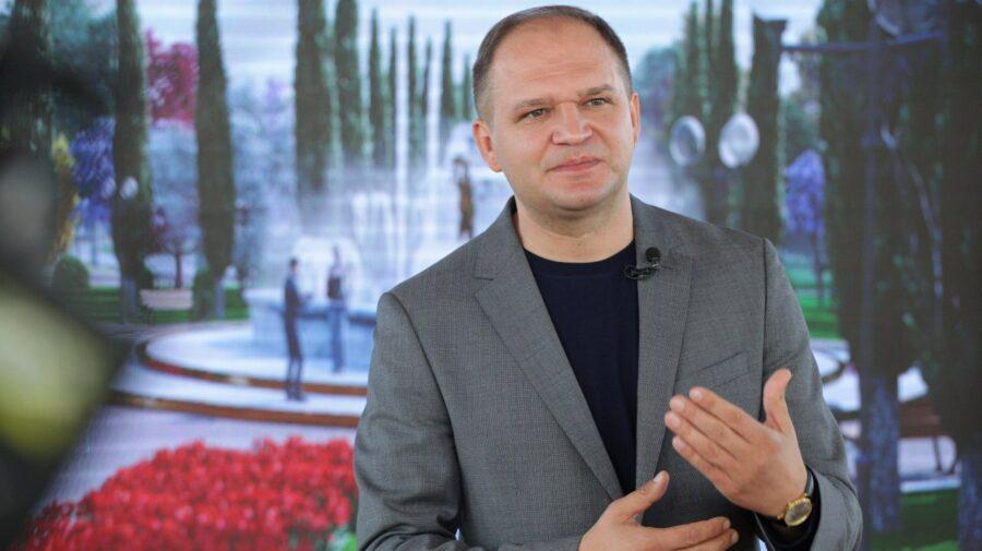"""Primarul Ion Ceban a dezvăluit unde ține cheia de la ușa casei: """"Nu am ce ascunde"""""""