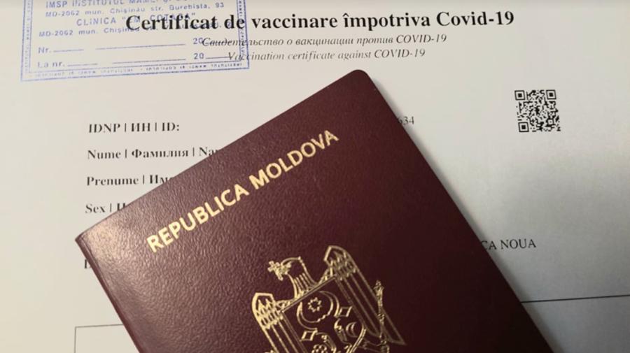 E OFICIAL! Lista integrală a țărilor care recunosc certificatele de vaccinare anti-COVID-19 din Moldova