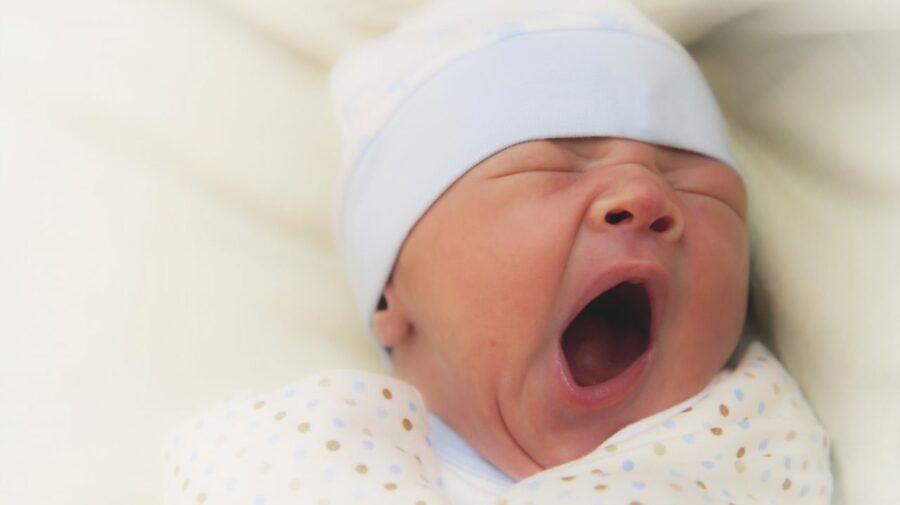 NĂSCUŢI DE ZIUA MOLDOVEI. Câţi bebeluşi au venit pe lume chiar de Ziua Independenţei Republicii Moldova