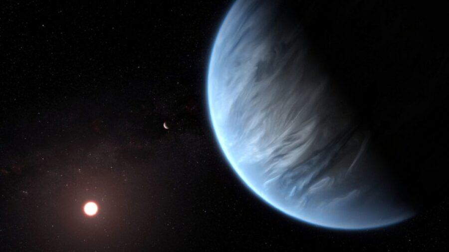"""Forme de viață ar putea fi detectate în următorii ani pe o planetă """"mini-Neptun"""" descoperită recent de astronomi"""