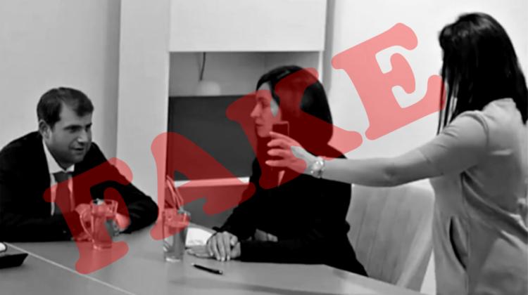 """Maia Sandu, despre """"clona sa la ceai"""" cu Ilan Șor. Va da sau nu în judecată autorii imaginilor FAKE?"""