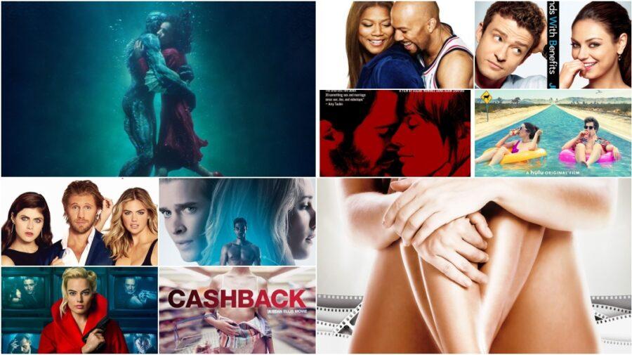 VIDEO 10 filme pentru weekend. Nu sunt doar despre sex!
