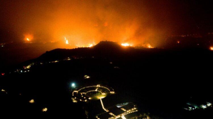 """VIDEO """"După ce salvăm oamenii, trebuie ne salvăm istoria"""". Jocurile Olimpice antice, amenințate de incendiile Greciei"""