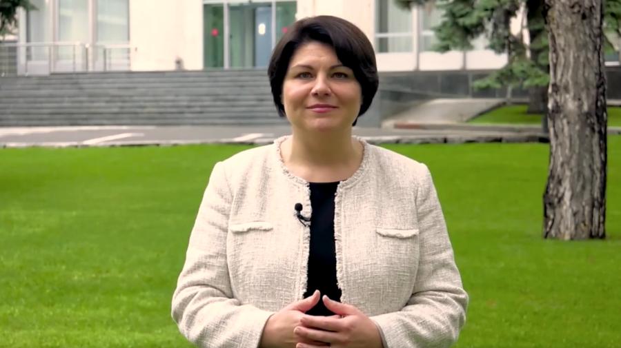 Prima vizită peste hotare a prim-ministrei Natalia Gavriliță. Vezi unde va pleca