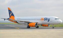 HiSky câștigă teren. Peste 50.000 de pasageri au zburat cu noua compania aeriană