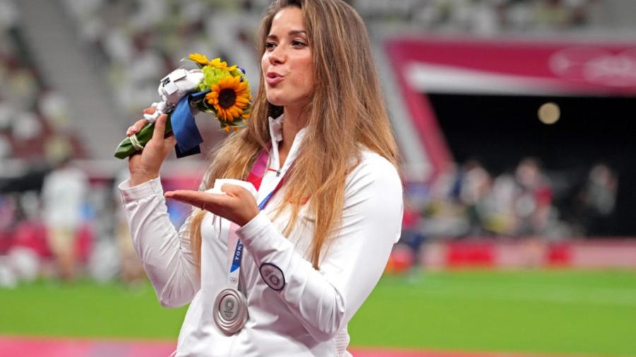 A învins cancerul și a făcut un gest superb cu medalia câștigată la Tokyo: Poate salva vieți