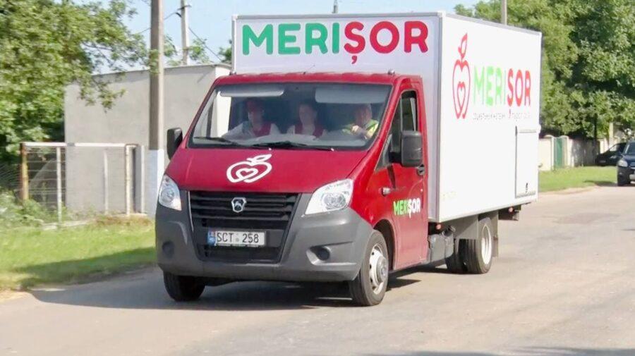 Magazinele sociale mobile, lansate de Ilan Șor, au ajuns și în raionul Nisporeni