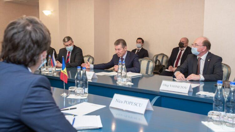 Iulian Chifu: Primul test sau prima provocare a Maiei Sandu faţă cu Rusia lui Putin