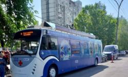 Municipalitatea informează unde vor fi AMPLASATE astăzi punctele mobile de VACCINARE