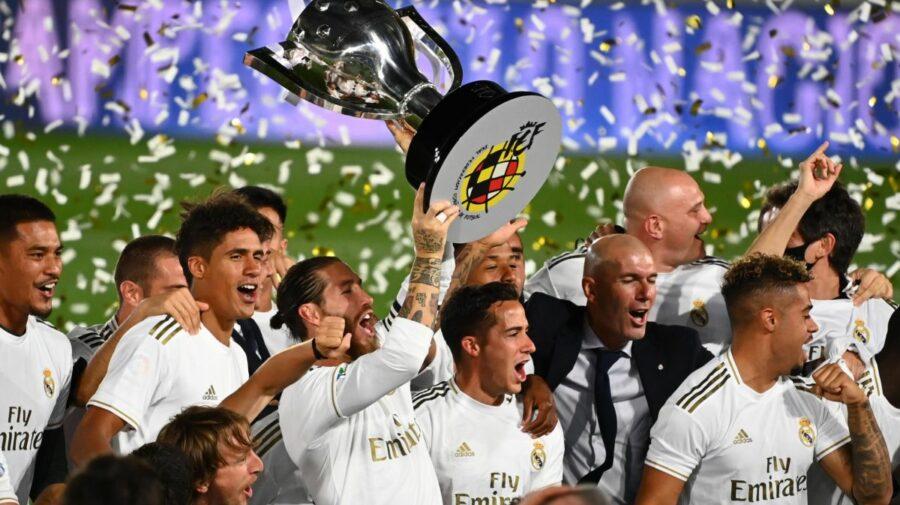 Real Madrid vine în Republica Moldova! Va juca cu Sheriff Tiraspol în grupa D a Ligii Campionilor