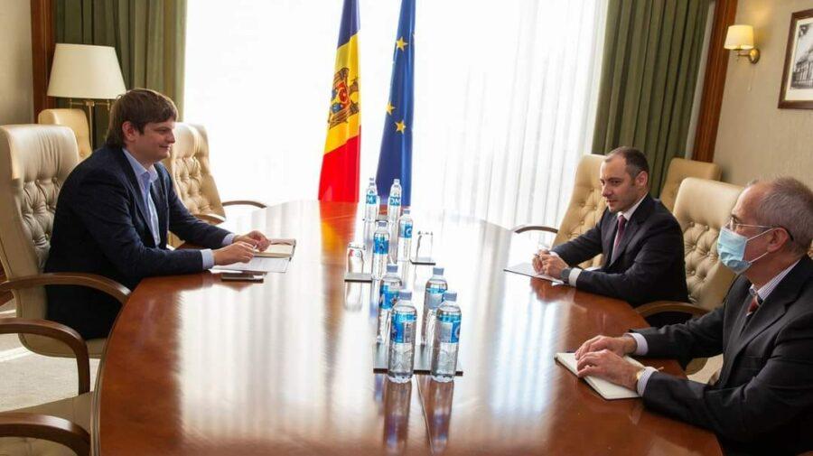 Andrei Spînu i-a mulțumit ministrului Infrastructurii al Ucrainei! Pentru ce?