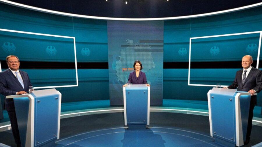Germania caută o nouă Merkel. Prima dezbatere tv între candidați lasă fără răspuns cea mai importantă întrebare