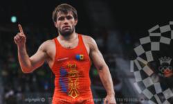 Mândrie pentru Moldova! Luptătorul Victor Ciobanu a ocupat locul CINCI la Jocurile Olimpice de la Tokyo