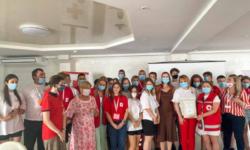 Din casă în casă, 270 de voluntari de la Crucea Roșie au informat cetățenii despre importanța vaccinării