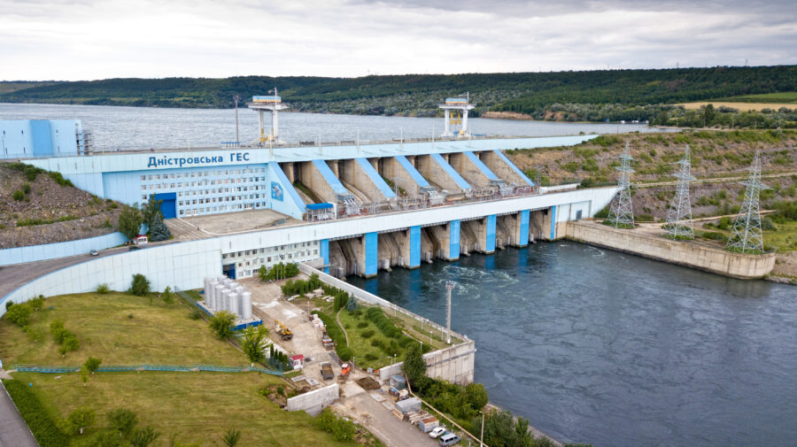 Nodul hidroenergetic de la Novodnestrovsc și riscurile asupra Nistrului. Iuliana Cantaragiu: Negocierile sunt complexe