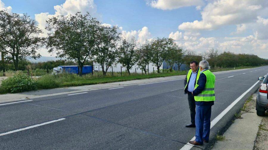 ASD: Experimental s-a identificat o soluție pentru sporirea termenului de serviciu a drumurilor din beton de ciment