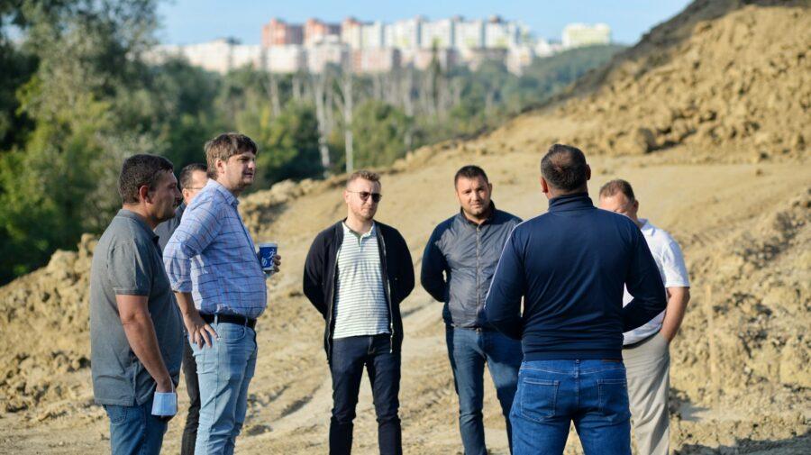 Centura de ocolire a Chișinăului ar putea fi dată în exploatare la finele anului. Spînu: eu voi fi pe șantiere cu voi