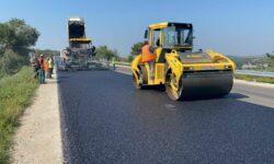 Lucrările pe traseul Chișinău-Orhei-Bălți, înregistrează progrese. Vor fi reabilitate și 10 poduri
