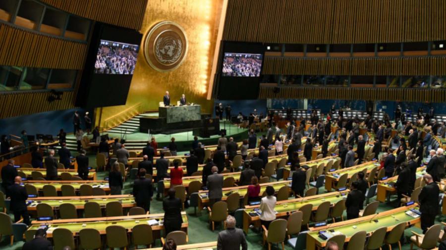Klaus Iohannis participă la Adunarea Generală ONU de la New York. Ce invitație a primit din partea lui Joe Biden