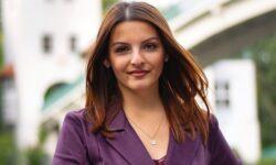 FOTO O tânără din România candidează pentru Parlamentul german. Ce a făcut-o să intre în politică