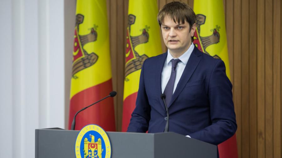 VIDEO Spînu, despre evoluția prețurilor la gaz: Ne gândim la un suport pentru cetățenii vulnerabili din Moldova