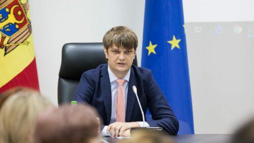 Ultima oră! Ministrul Andrei Spînu, discuție la telefon cu președintele Gazprom
