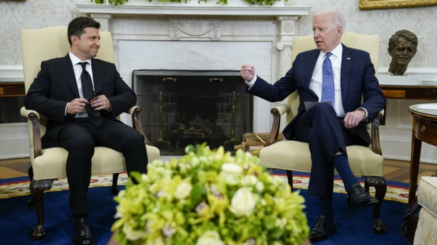 Întâlnirea Biden-Zelenski: SUA oferă suport Ucrainei contra agresiunii rusești