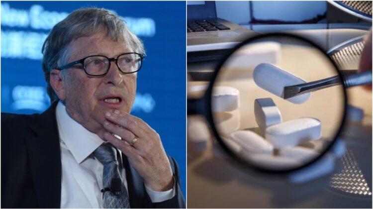 Bill Gates a investit într-un start-up care dezvoltă pastile anti-COVID prin inteligență artificială. Despre bani!