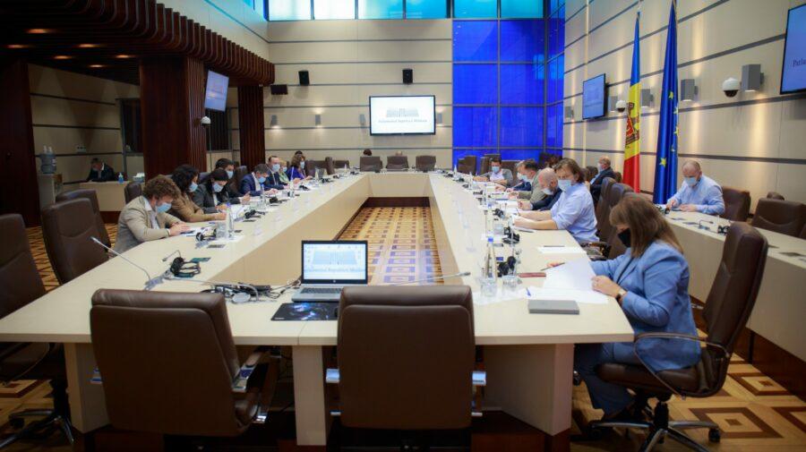 DOC O nouă ședință a Biroului permanent a Parlamentului. Ar urma să fie publicată și stenograma