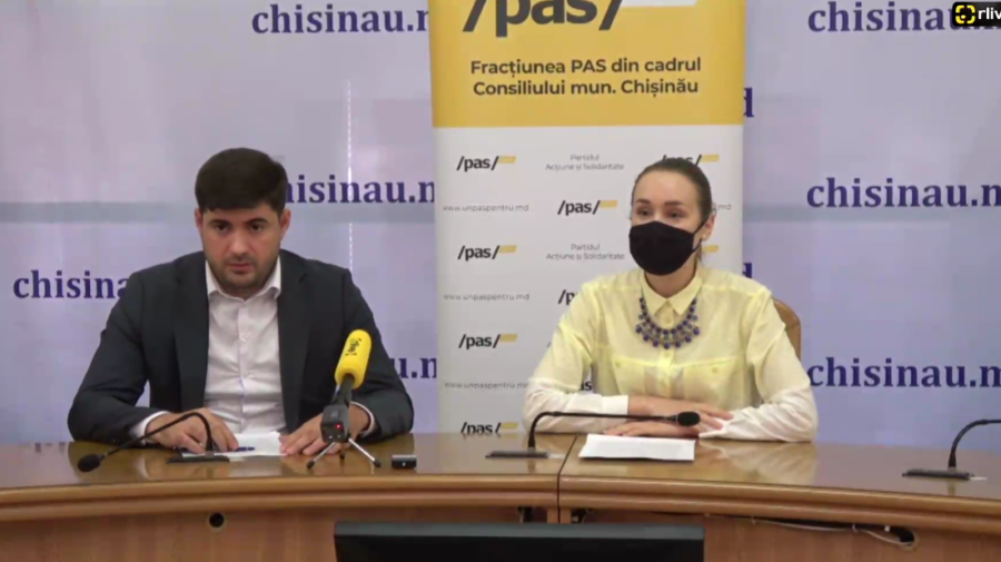 VIDEO PAS nu cedează și atacă din nou Primăria Chișinău: Moratoriul lui Ion Ceban, un populism contradictoriu