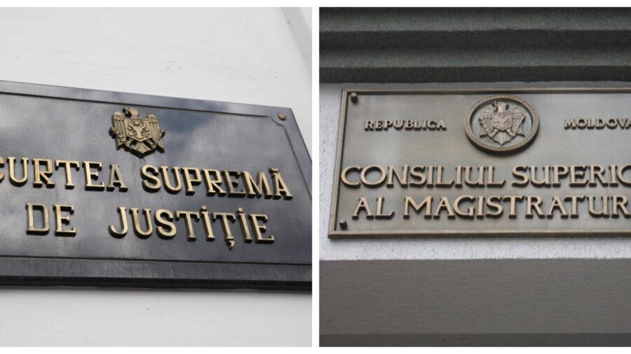 Prima lectură! Președintele interimar al CSJ și vicepreședintele vor fi desemnați de CSM