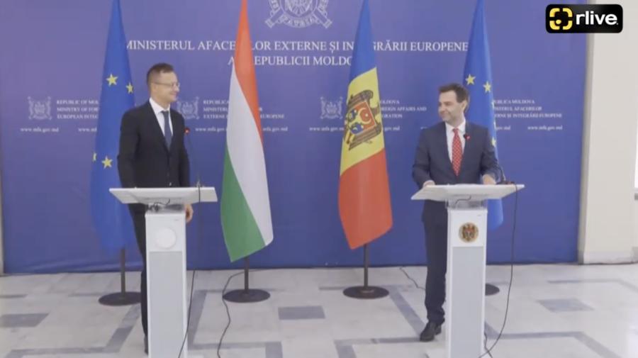 Moldova și Ungaria ar putea avea permise de conducere recunoscute reciproc și rută de zbor directă Chișinău-Budapesa