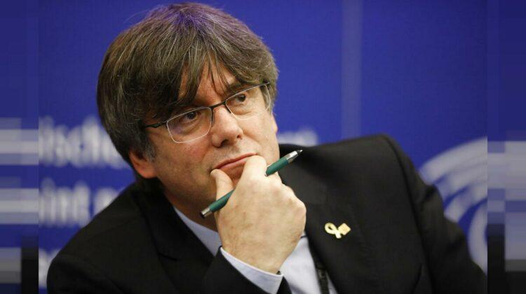 Liderul separatist al Cataloniei a fost reținut de poliție