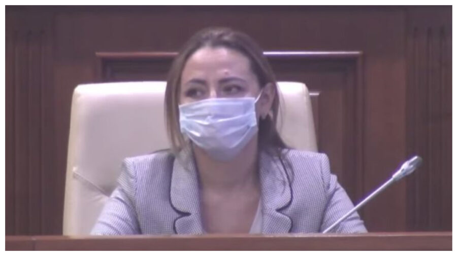 A obținut postul dorit. Aliona Miron, numită de Parlament în funcția de magistrată a CSJ