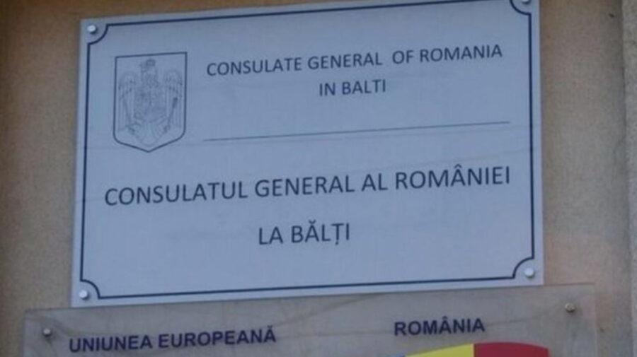 Și-a sistat activitatea! Anunțul făcut de Consulatul României din Bălți. Ce se întâmplă cu programările făcute anterior