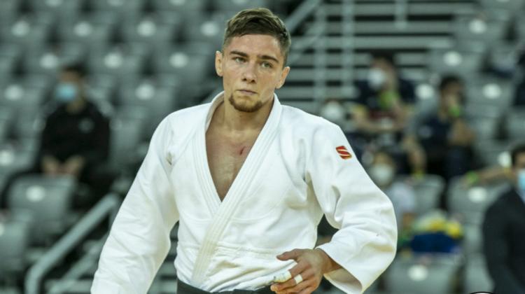Performanță de zile mari! Judocanul moldovean Denis Vieru a câștigat Grand Prix-ul de la Zagreb