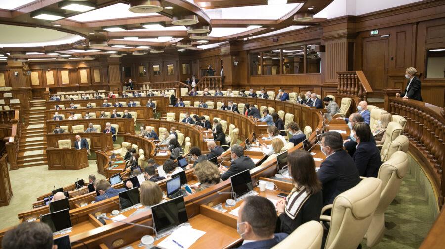 VIDEO Statistica vaccinării în Parlament. Grosu i-a responsabilizat pe deputați și se atestă o creștere a imunizării