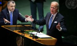 Mesaje ascunse marca Chicu despre discursul lui Biden: Plăcut și trist, pe bune. Ce a vrut să zică fostul premier?