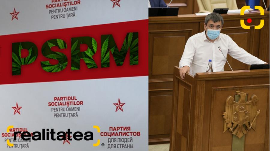 VIDEO Sar scântei în Parlament! Carp, Perciun și Grosu au luat cu asalt Socialiștii: Băieți, schimbați buruianul