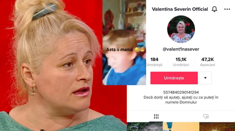 """O mamă își bate micuțul pentru că-i strică TikTok-urile. Este """"vestită"""" pentru prezența la Vorbește Moldova"""