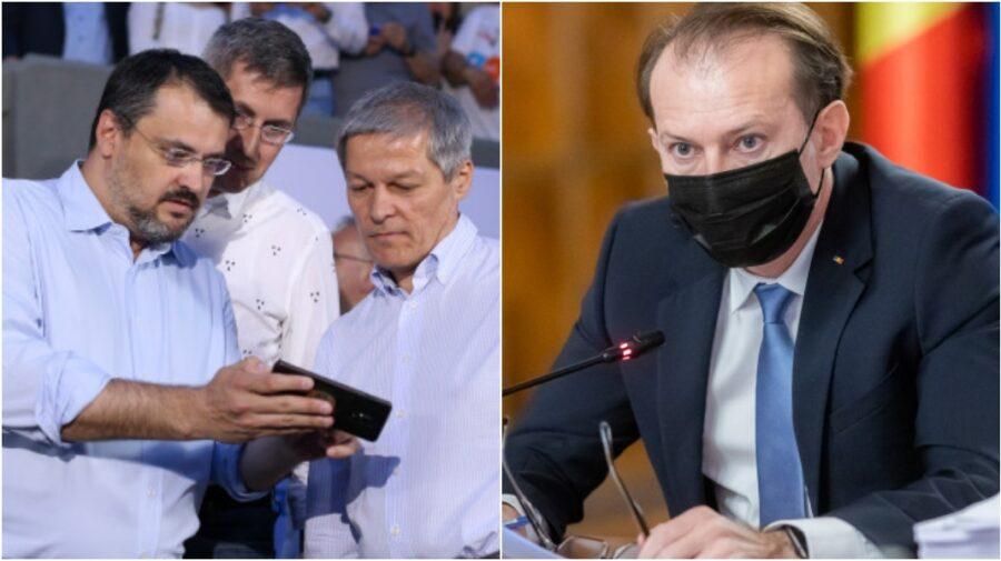 Iohannis analizează revocarea ministrului Justiției, însă USR+ deja a decis să susţină moţiunea împotriva premierului