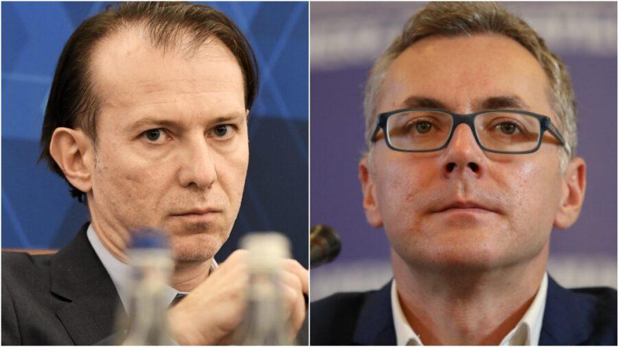 """Criză în România! Premierul """"a dat foc"""" coaliției de guvernare, când a demis un ministru. """"Hienele se sfâșie între ele"""""""