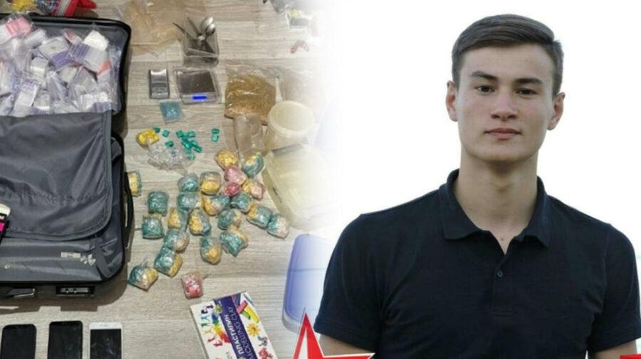 Organizația de tineret a PSRM reacționează, după ce un lider al acesteia a fost prins cu droguri