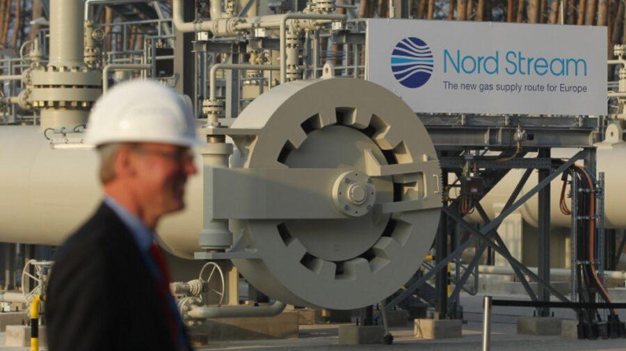 Gazprom vrea să înceapă livrările de gaze prin Nord Stream 2 din octombrie