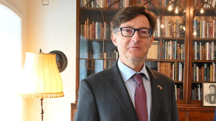 DOC. Franța își schimbă ambasadorul la Chișinău. Cine urmează să-l înlocuiască pe Pascal Le Deunff?!