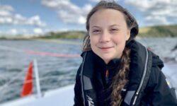 Greta Thunberg îi mobilizează pe activiștii de mediu la proteste
