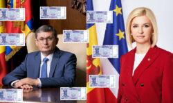 DOC Irina Vlah cere de la Igor Grosu 200 de mii de lei despăgubire. L-a atacat în judecată pe speaker. Motivul