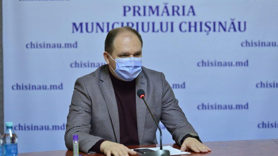 RLIVE.MD și RLIVE TV: Are loc ședința operativă a serviciilor Primăriei Chișinău