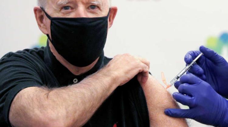 Președintele american, Joe Biden, va primi a treia doză de vaccin împotriva COVID-19